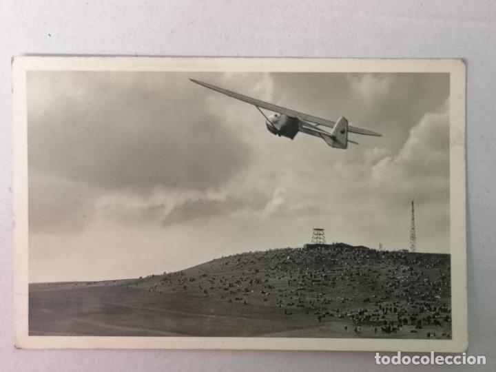 AVIÓN ALEMÁN AÑOS 50 (Postales - Postales Temáticas - Aeroplanos, Zeppelines y Globos)