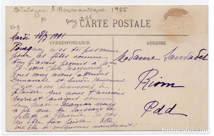 Postales: Postal de Aviones muy antiguos, entre 1909 y 1914 los primeros aeroplanos - Foto 2 - 204374195