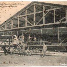 Postales: POSTAL DE AVIONES MUY ANTIGUOS, ENTRE 1909 Y 1914 LOS PRIMEROS AEROPLANOS. Lote 204402835