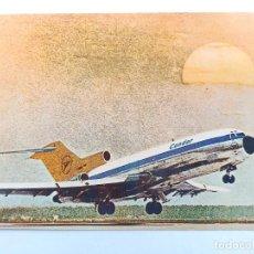 Postales: TARJETA POSTAL. CONDOR - EUROPA-JET - BOEING 727-30. POST CARD. Lote 205394613