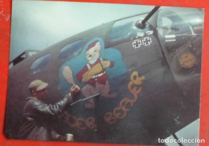BOEING B-17. (Postales - Postales Temáticas - Aeroplanos, Zeppelines y Globos)