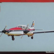 Postales: PIPER PA-23. Lote 206127030
