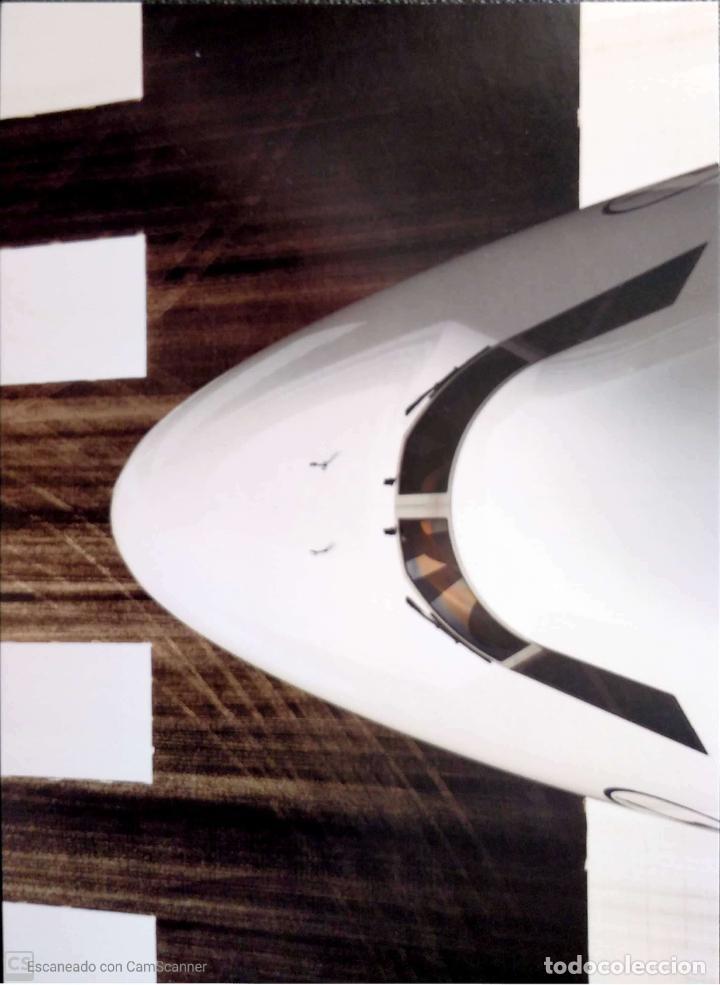 LUFTHANSA BOEING 747-8. NUEVA. COLOR (Postales - Postales Temáticas - Aeroplanos, Zeppelines y Globos)
