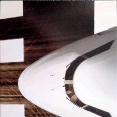 Postales: LUFTHANSA BOEING 747-8. NUEVA. COLOR. Lote 206243935