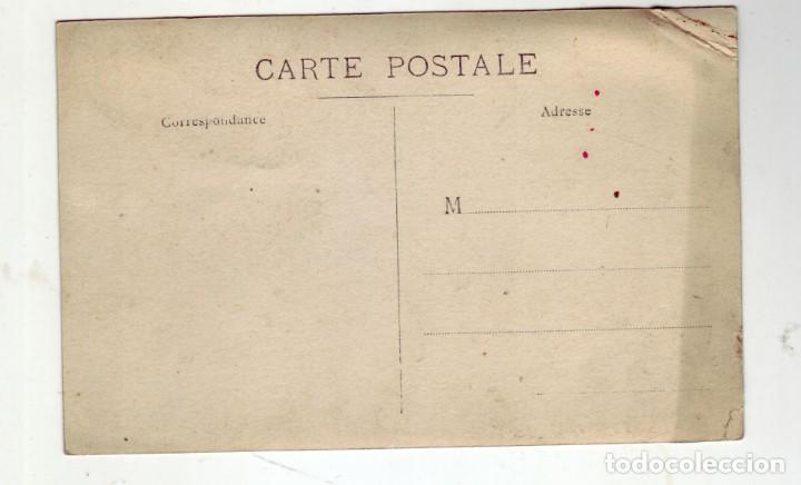 Postales: LUCIEN MAMET, PRIMER VUELO REGISTRADO EN CIELO ESPAÑOL CON AEROPLANO BLERIOT XI - FOTO POSTAL - Foto 2 - 206595020