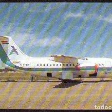 Postales: AEROSUR DE BOLIVIA, BRITISH AEROSPACE 146-100. Lote 207290867