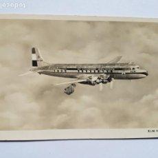 Postales: DE VLIEGENDE HOLLANDER KLM. Lote 209980915