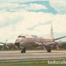Postales: POSTAL AVIACION AEROLINEA TRANSPORTE AEREO OPITA TAO AIRLINE COLOMBIA ED. MOVIFOTO. Lote 210171925