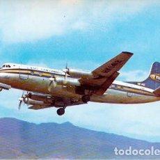 Postales: POSTAL AVIACION TRANSPORTES AEREOS DEL CESAR TAC AIRLINE COLOMBIA ED. MOVIFOTO. Lote 210172893