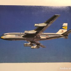 Postales: FEDERAL REPUBLIC OF GERMANY. AVIONES, CÍA. AEREAS. POSTAL LUFTHANSA BOEING JET 720 B. Lote 212582076