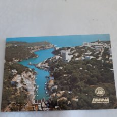 Postales: AVIONES IBERIA MALLORCA POSTAL. Lote 213758930