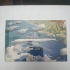 Postales: POSTAL AVIÓN KLM ROYAL DUTCH AIRLINE. Lote 214132170