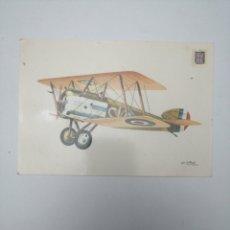 Postales: POSTAL HISTORIA DE LA AVIACIÓN, PAÍS DE ORIGEN GRAN BRETAÑA. Lote 214134683