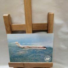 Postales: POSTAL JET DOUGLAS DC - 9 SERIE 30 SIN CIRCULAR. Lote 218148941