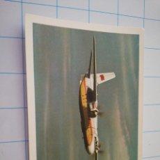 Postales: POSTAL AVIÓN RUSO AN-24. Lote 219194237
