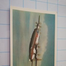 Postales: POSTAL AVIÓN RUSO AN-10. Lote 219195453