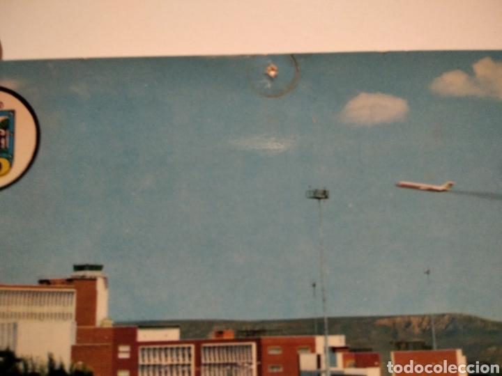 Postales: Postal aeropuerto Barajas Madrid aviones - Foto 2 - 222699650