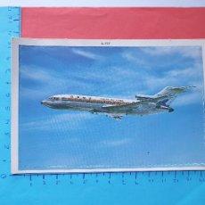 Postales: JAL JET COURIER (B-727) JAPAN AIRLINES -- NO CIRCULADA - // ( NOV2020CONF). Lote 229651470