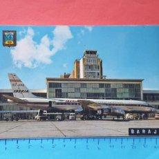 Postales: AEROPUERTO DE BARAJAS -- CIRCULADA - // ( NOV2020CONF). Lote 229653495