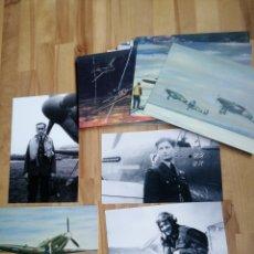 Postales: LOTE 23 POSTALES, FOTOS, PEGATINAS GUERRA MUNDIAL Y MAS(VER DESCRIPCION). Lote 233843650