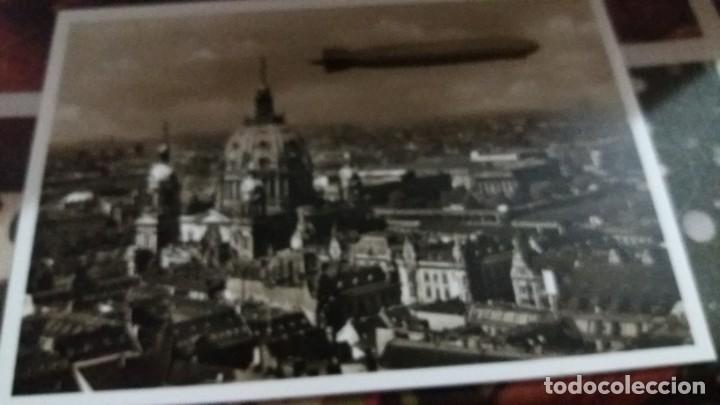 POSTAL (Postales - Postales Temáticas - Aeroplanos, Zeppelines y Globos)