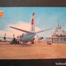 Postales: AVION-BARCELONA-AEROPUERTO-VISION COLOR-37-POSTAL ANTIGUA-VER FOTOS-(77.632). Lote 243452870