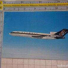 Postales: POSTAL DE AVIONES AEROLÍNEAS. OLYMPIC AIRWAYS GRECIA BOEING 727 - 200. 3362. Lote 243584000