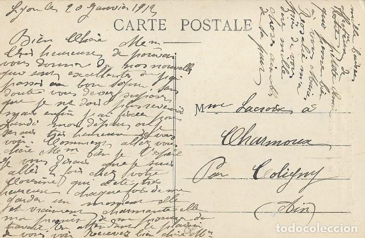 Postales: Postal de Kimmerling sur Monoplan Sommer, 1911 - Foto 2 - 251173425