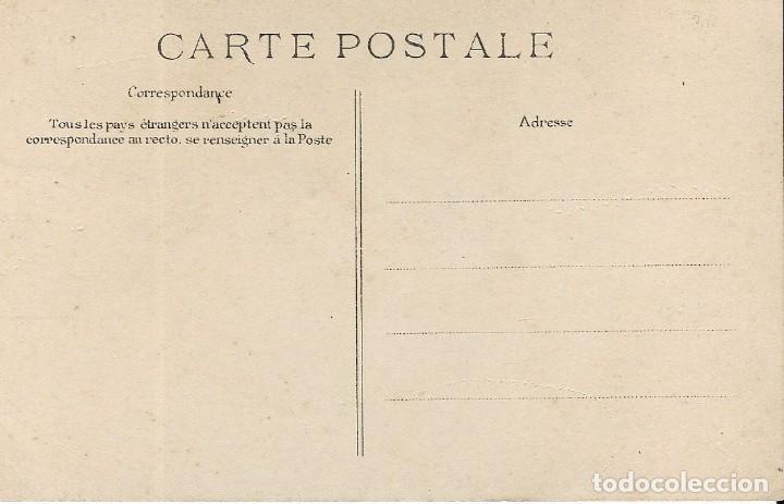 "Postales: Postal de el dirigible ""ville de Paris"" Zepelin planant au-dessus de Paris - Foto 2 - 251176035"