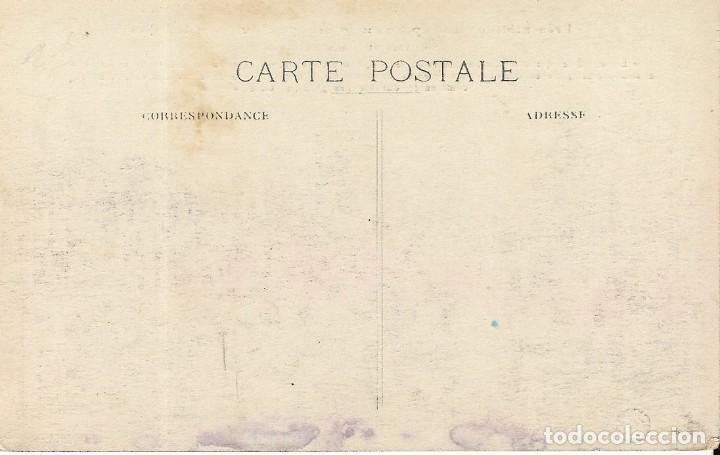 Postales: Postal de la presentación de la Bandera al primer grupo de aviadores de Dijon - Foto 2 - 251176290