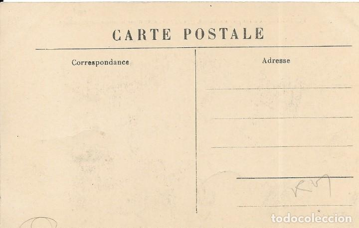 """Postales: Postal del dirigible """"LUNEVILLE"""", zepelin alemán tipo zepelin - Foto 2 - 251177915"""