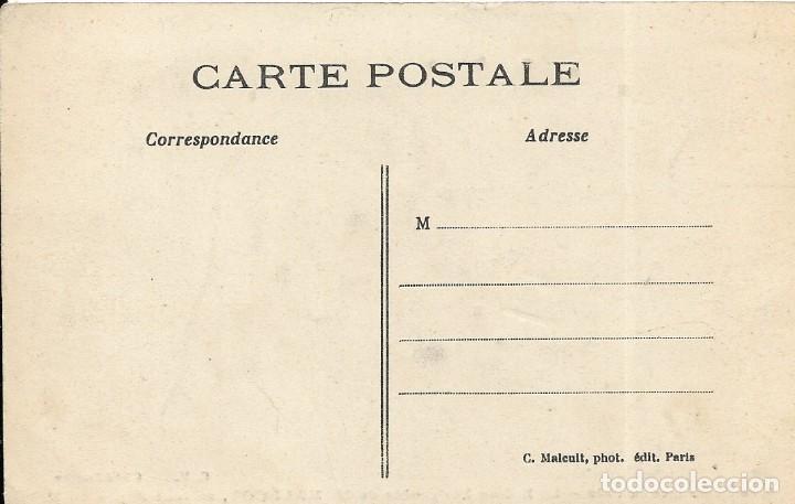 """Postales: Postal del dirigible """"M.MALÉCOT"""" , zepelin con motor Argus 40 HP - Foto 2 - 251178150"""