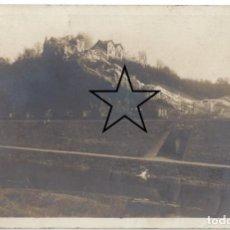Postales: DOS POSTALES FOTOGRAFICAS ZEPPELINES 1909 1910. Lote 254220855