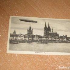 Postales: POSTAL DE ZEPPELIN. Lote 257791800