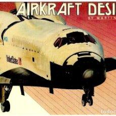 Postales: SPACE SHUTTLE BY MARTIN ALTON - ATHENEA - 147X107 MM. - INÉDITA EN TODOCOLECCIÓN. Lote 262984625