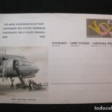 Postales: LUFTPOST-AVION-POSTAL ANTIGUA-(81.485). Lote 268162904