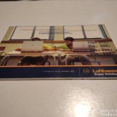 Postales: POSTAL LUFTHANSA. Lote 277664308