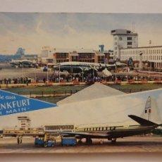 Cartes Postales: AEROPUERTO FRANKFURT - AM MAIN - P51889. Lote 286805648