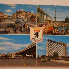 Cartes Postales: AEROPUERTO DE BERLÍN - P51905. Lote 286812263