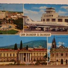 Cartes Postales: AEROPUERTO DE SAN SALVADOR - P51907. Lote 286813398