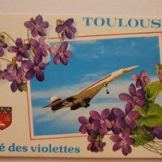 Cartes Postales: AEROLÍNEA AIR FRANCE - CONCORDE - P51925. Lote 286821418