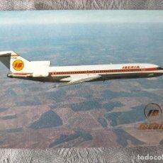Postales: IBERIA AVION BOEING 727/265 POSTCARD. Lote 287549063