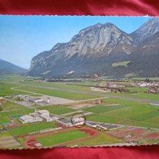 Postales: INNSBRUCK, AUSTRIA. AEROPUERTO. Lote 287864763