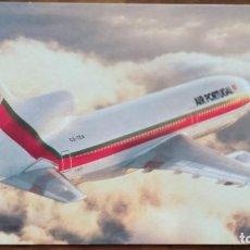 Postales: POSTAL PUBLICIDAD AIR PORTUGAL AVION. Lote 295281513