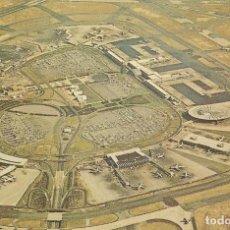 Postales: POSTAL AEROPUERTO JOHN F. KENNEDY INTERNATIONAL AIRPORT. Lote 295483653