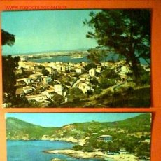Postales: DOS POSTALES DE PALMA DE MALLORCA. Lote 16884662