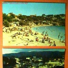 Postales: DOS POSTALES DE PALMA DE MALLORCA. Lote 16844187