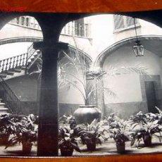 Postales: ANTIGUA POSTAL DE PALMA DE MALLORCA - PATIO DE SAN FRANCISCO Y SAN BERNARDO. Lote 4248069