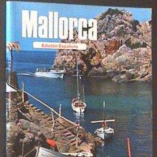 Postales: ANTIGUO LIBRO GUIA DE VIAJE DE MALLORCA - POR ANTONIO CAMPAÑA Y JUAN PUIG-FERRAN - EL LIBRO ES DE 19. Lote 26565746