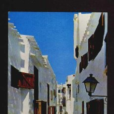 Postales: POSTAL DE MENORCA (ILLES BALEARS): BINIBECA, POBLE DE PESCADORS (EXCL.LUCIA MORA NUM.108). Lote 4121385